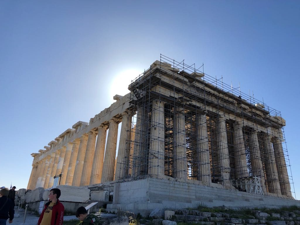 Athens Sightseeing Half Day