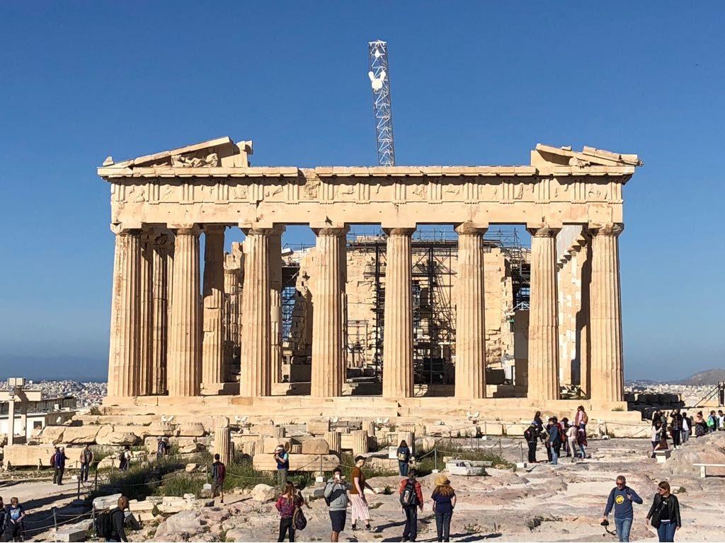 Atene Visita Guidata Mezza Giornata