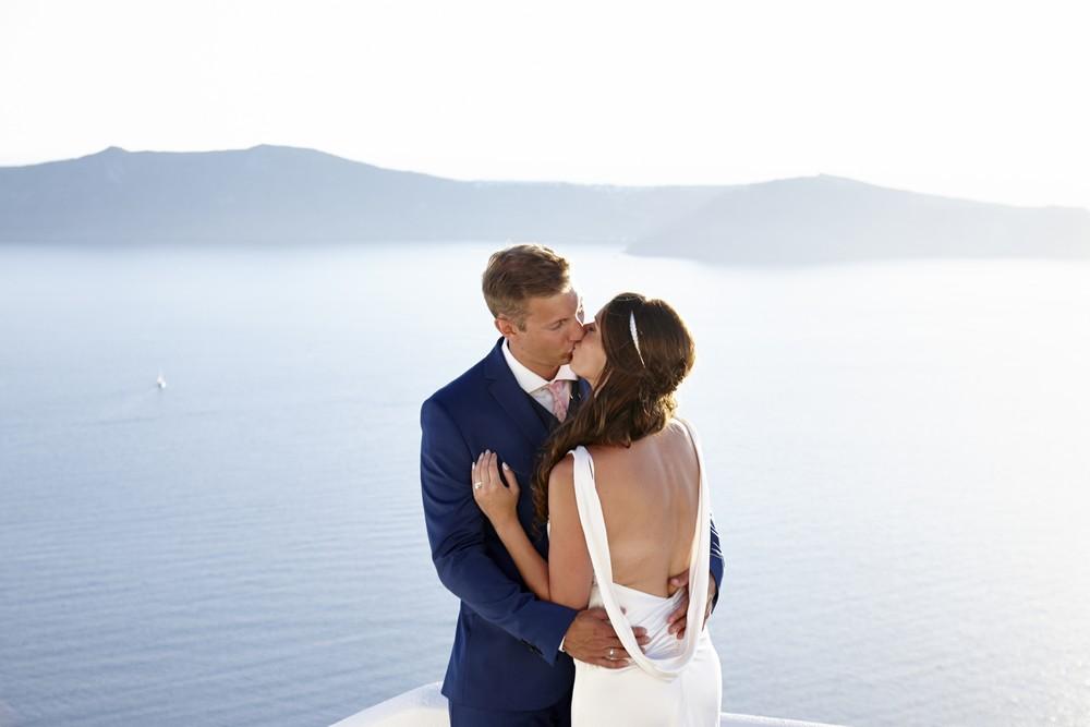 Nozze a Santorini e Mykonos