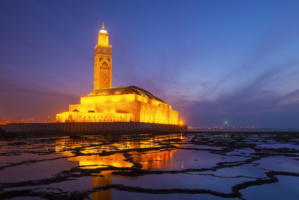 Morocco Imperial Cities from Casablanca