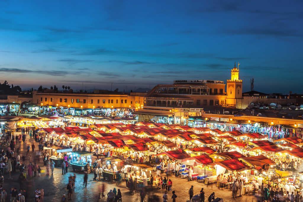 Morocco Imperial Cities from Marrakesh