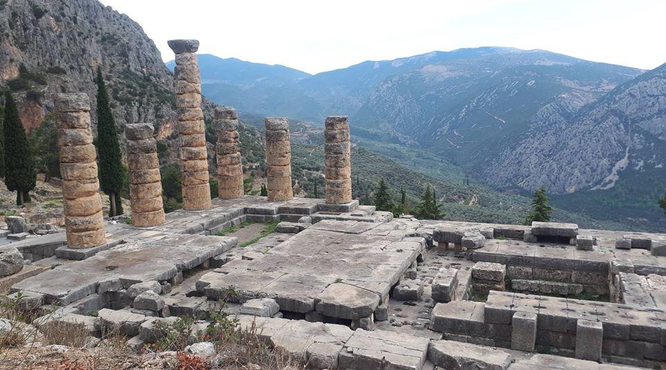 Delphi Full Day Tour