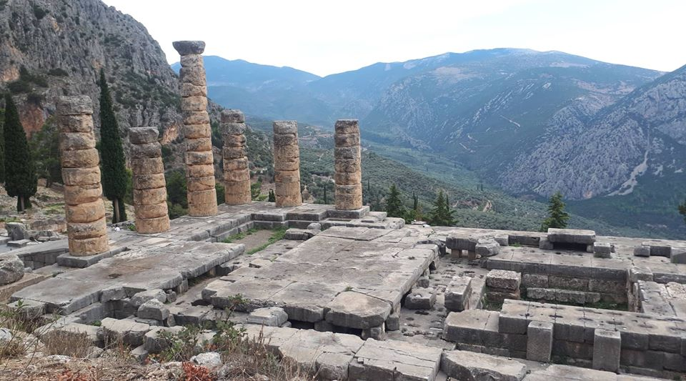 Delphi Full Day Tour
