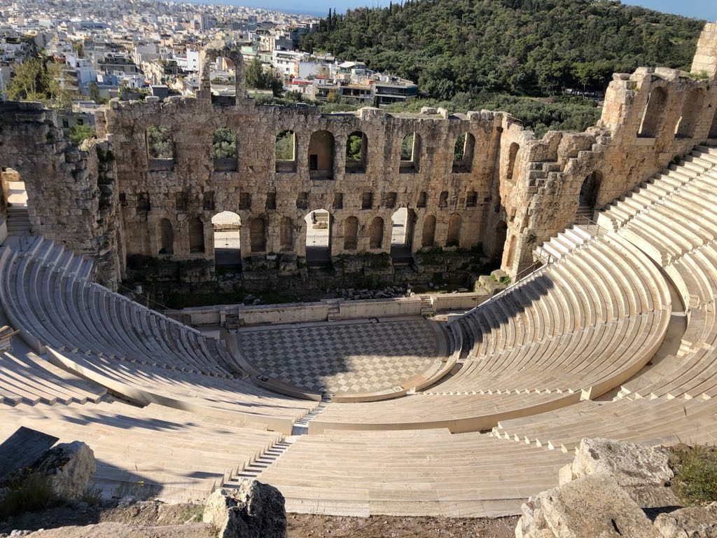 Athens One Day Tour