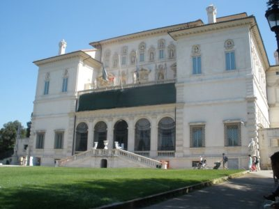 Garden Beauty and Borghese Gallery