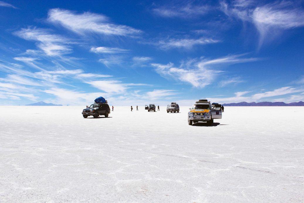 Highlands Bolivia 5 Days