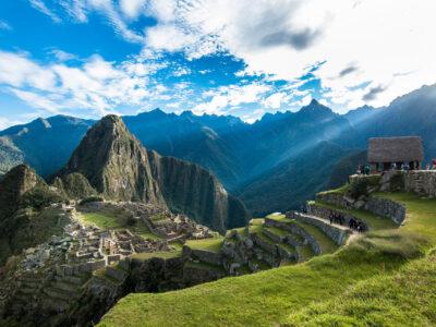 Machu Picchu and Rainbow Mountain
