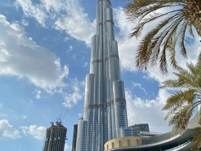 Tour Dubai Moderno